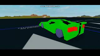 How to make a supercar in Roblox (Plane Crazy)