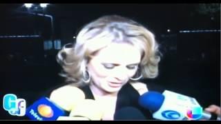 Erika Buenfil: Soy muy clara muy transparente!