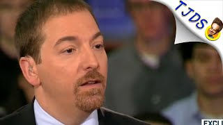 Chuck Todd Scolds Bernie Sanders For