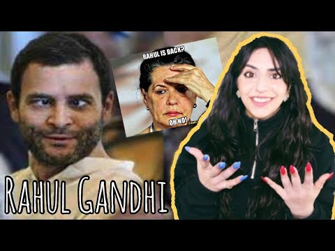 Pakistani Reacts to | RAHUL GANDHI TOP 13  Stupid Speech