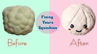 Làm squishy handmade bánh bao | Squishy tự làm ở nhà | DIY squishy Handmade