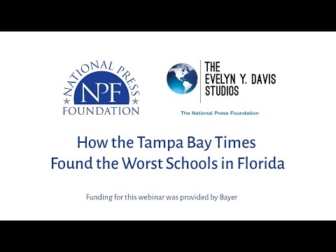 How the Tampa Bay Times Found the Worst Schools in Florida