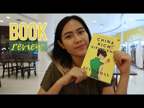 [Book Review] China Rich Girlfriend by Kevin Kwan & April TBR