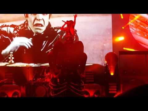 Rob Zombie Dragula 8-21-16 DTE Michigan