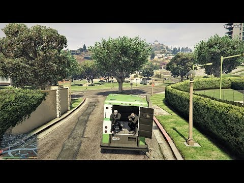 GTA 5 - Franklin, Michael and Trevor Five Star Escape From Los Santos Customs # 53 thumbnail