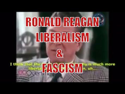 Ronald Reagan on Liberalism And America