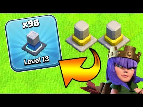 2 WALLS LEFT!?  Th12 Farm to Max | Clash of Clans