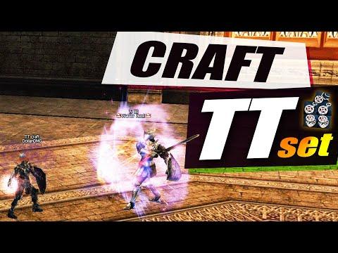 ТТ сэт за 11 минут \ Craft Tateossian Set