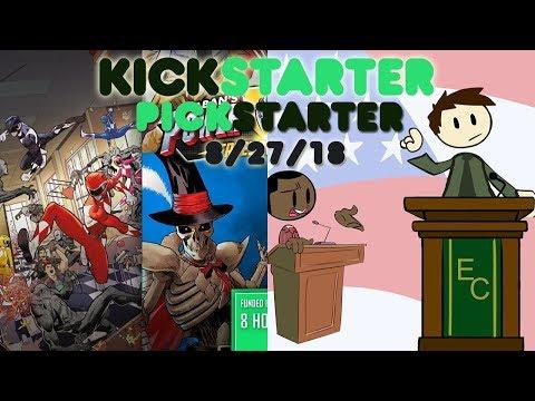 Power Rangers: Heroes of the Grid | Kickstarter Pickstarter 8/27/18