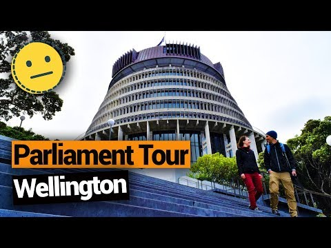New Zealand Parliament Tour in Wellington - New Zealand's Biggest Gap Year – BackpackerGuide.NZ