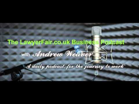 Avoiding the shark infested waters of alternative finance for small business: LawyerFair Podcast #71