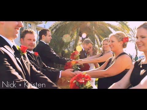 Barry Nice Visuals | Nick + Kristen Wedding Highlight