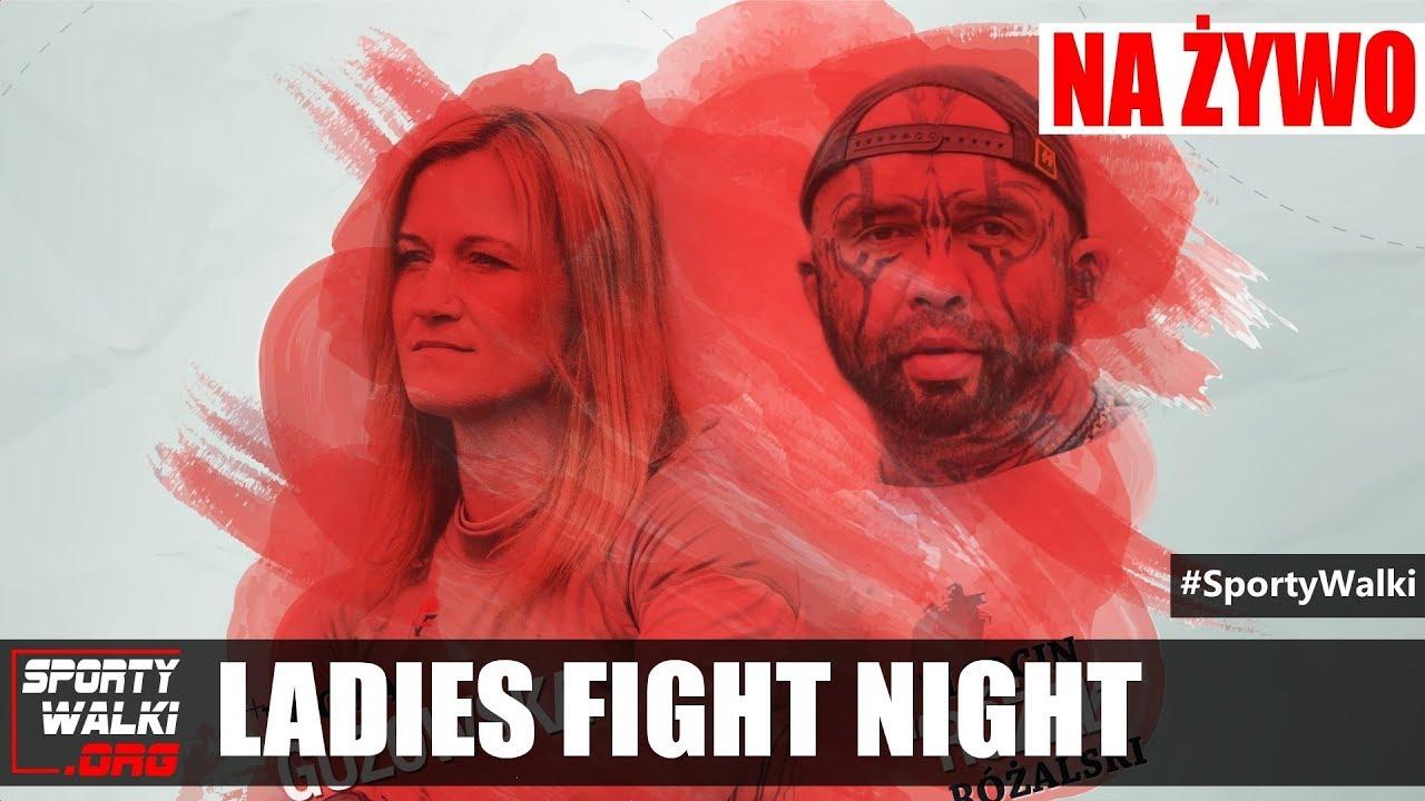 Na żwyo: Trening z Iwoną Guzowską na obozie Ladies Fight Night