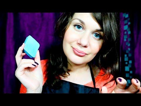 Makeup Artist Role Play ASMR