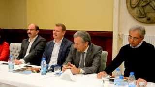 Gambar cover TÜRSAB Başkanı Başaran Ulusoy ve Mehmet Daniş