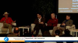 NewSpace 2011: Beyond Earth - NEO Destinations