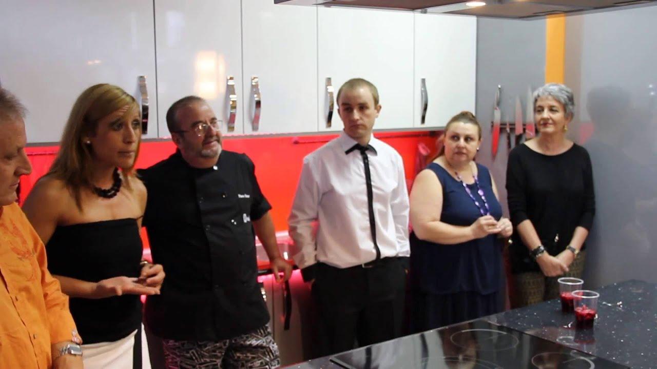 Cocina Paco   Video De La Inaguracion De La Escuela De Cocina Paco Amor Youtube