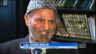 ctv News: Canadian Ahmadiyya Muslim leader Lal Khan Malik on Paris attack