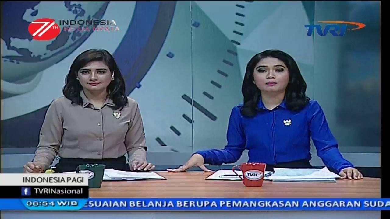 Bupati Lahat H Aswari Rivai Di Wawancara Acara Indonesia Pagi Tvri Youtube