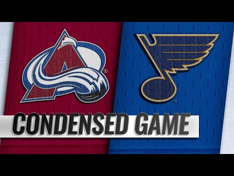 12/14/18 Condensed Game: Avalanche @ Blues