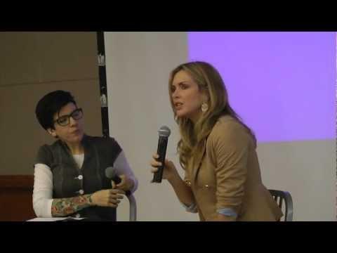 Kathy Freston, Worcester VegFest 2012