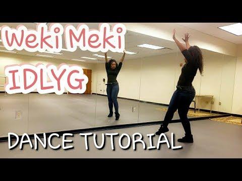 Weki Meki 위키미키 - I don't like your Girlfriend FULL DANCE TUTORIAL