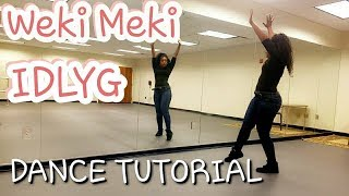 Video Weki Meki 위키미키 - I don't like your Girlfriend FULL DANCE TUTORIAL download MP3, 3GP, MP4, WEBM, AVI, FLV Januari 2018