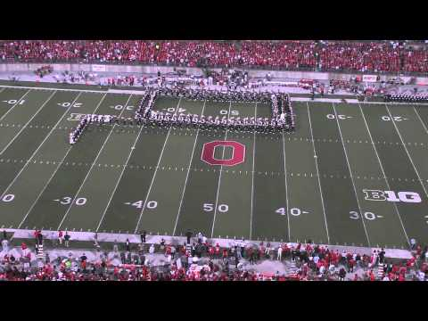 The Ohio State University Pregame Traditions: Ramp and Script Ohio