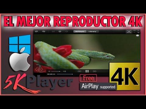 Descargar E Instalar El Mejor Reproductor De Video En 4K Para Windows y Mac