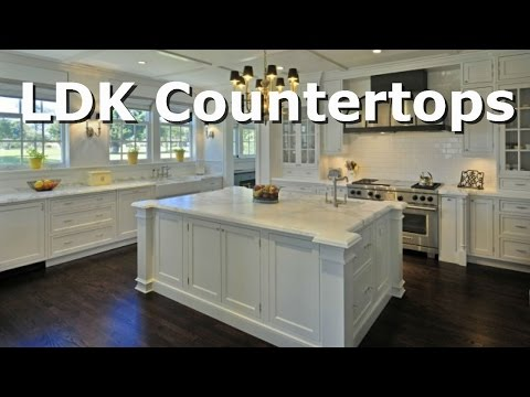 Superb White Marble Countertops   Chicago Review
