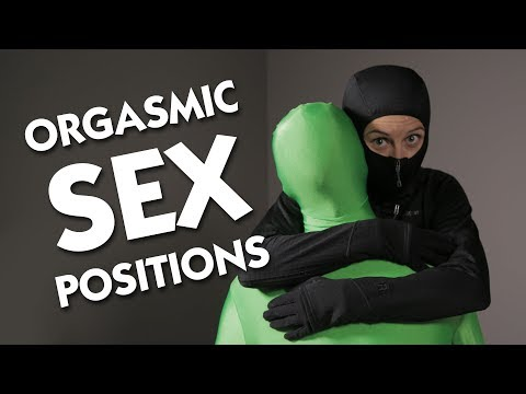Orgasmic Sex Positions