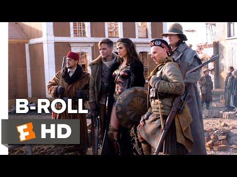 Wonder Woman B-Roll (2017) | Movieclips Coming Soon