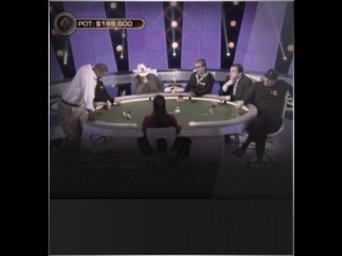 youtube great poker hands