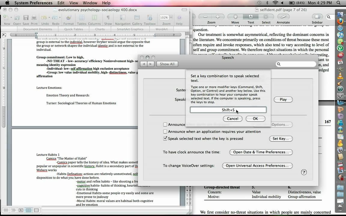 text to speech mac free software