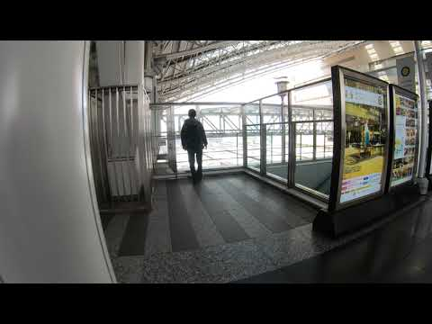 Japan Electric train JR Osaka station Ticket gate music Japanese culture Everyday life