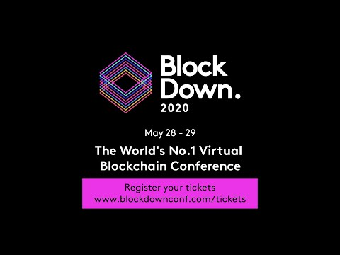 BlockDown 2020 – Lisa Edwards – A look into the Crypto Markets
