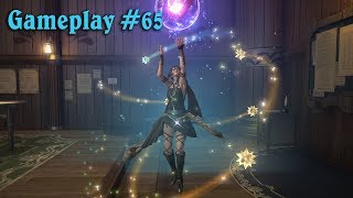 FFXIV: Stormblood Gameplay - 65 - Astrologian - The Swallow