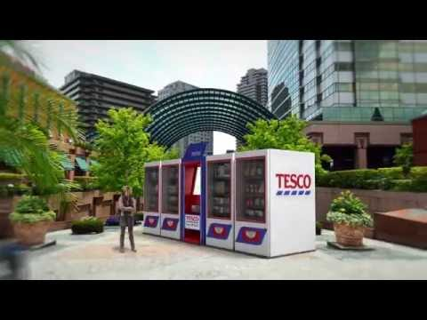 Tesco Automated Store