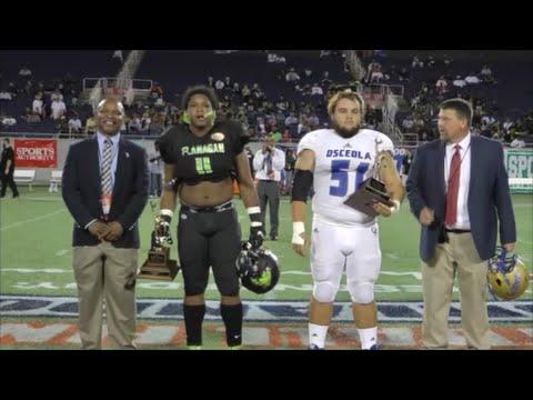 Flanagan 26 vs Osceola 7 8A State Championship