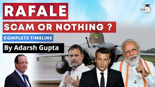 Rafale Fighter Jet Deal Controversy - Supreme Court agree to hear PIL - Full timeline of Rafale Deal