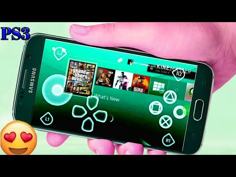 PS3 EMULATOR FOR ANDROID/IOS DOWNLOAD AND REALLY PLAY PS3 GAMES
