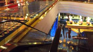 Hotel Lobby - Burj Al Arab - The World's Most Luxurious Hotel