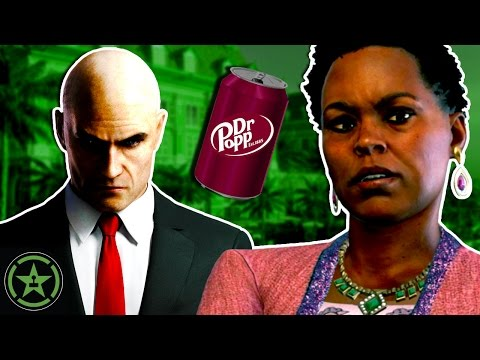 Let's Watch - Hitman - The Warlord