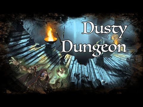 D&D Ambience - Dusty Dungeon