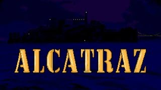 Alcatraz gameplay (PC Game, 1992)