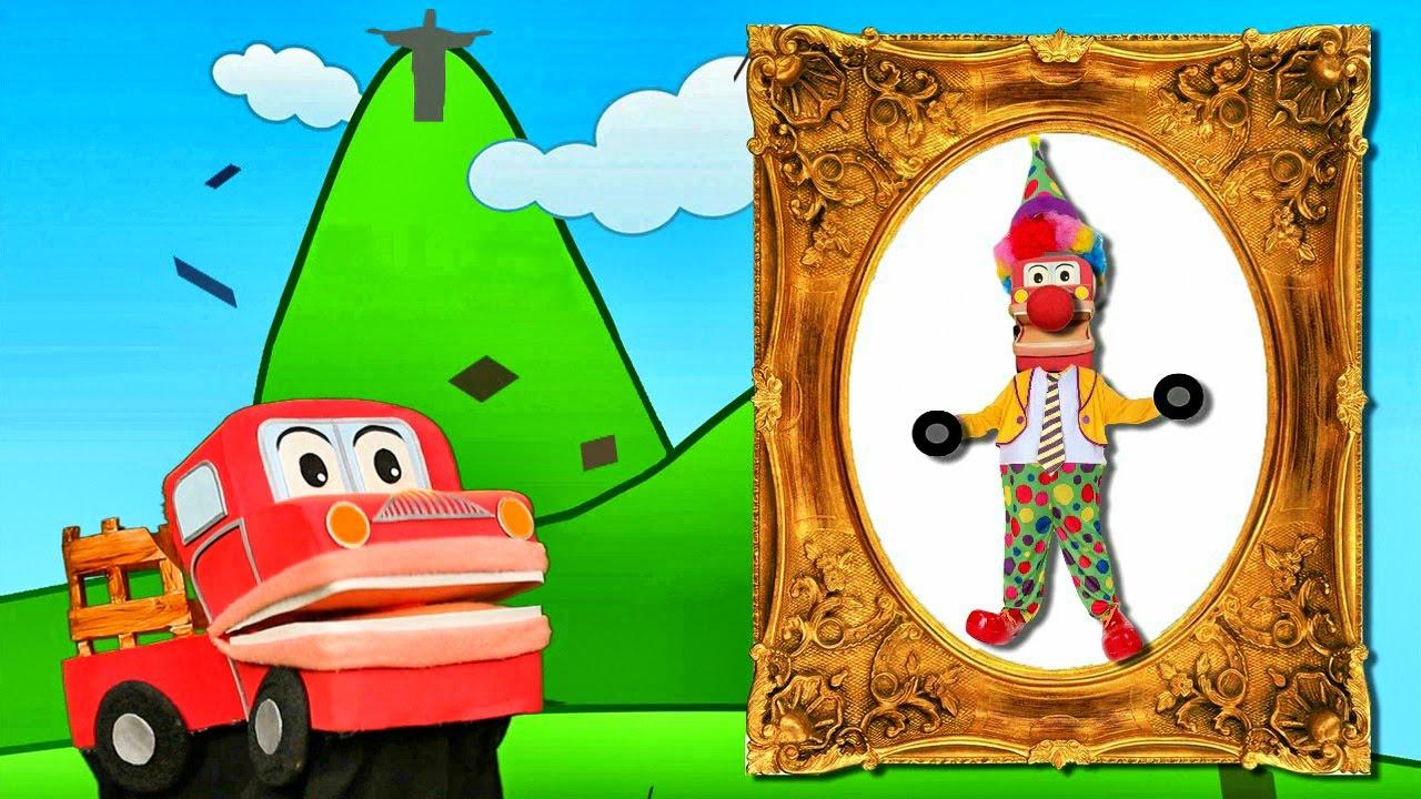 El Carnaval en el mundo  - Barney El Camion - Video para niños #