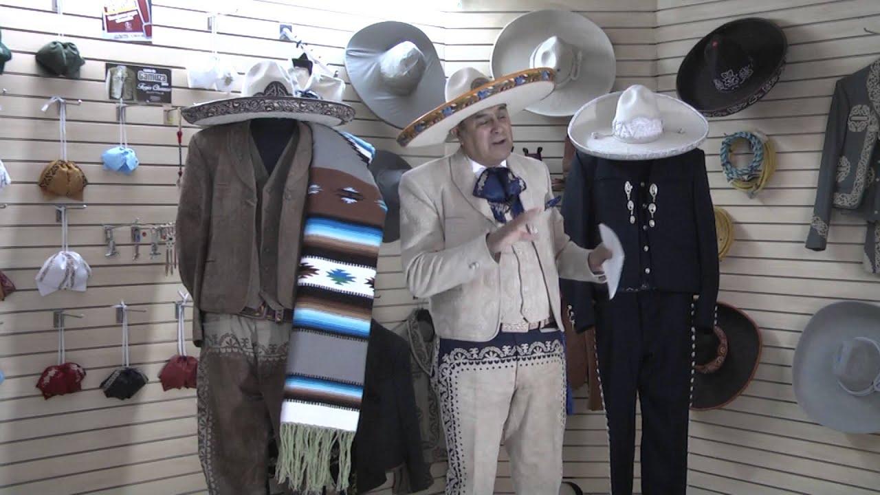 5734d1abadaa0 En El Ruedo  Sombreros Charros Segunda Parte - YouTube