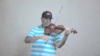 Holiday: Angels We Have heard On High - Violin Practice Video