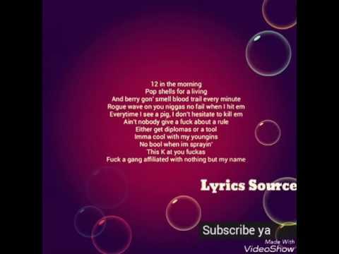 lyrics dat stic richiga