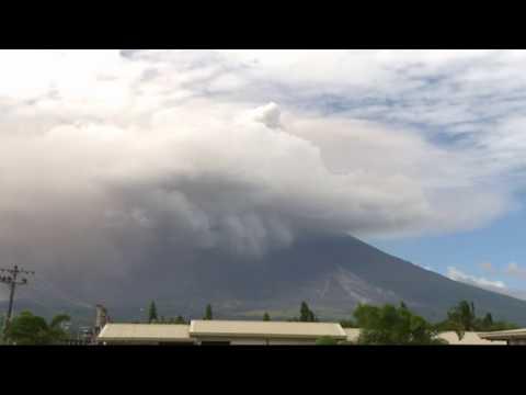 WATCH: Mayon Volcano | 23 January 2018